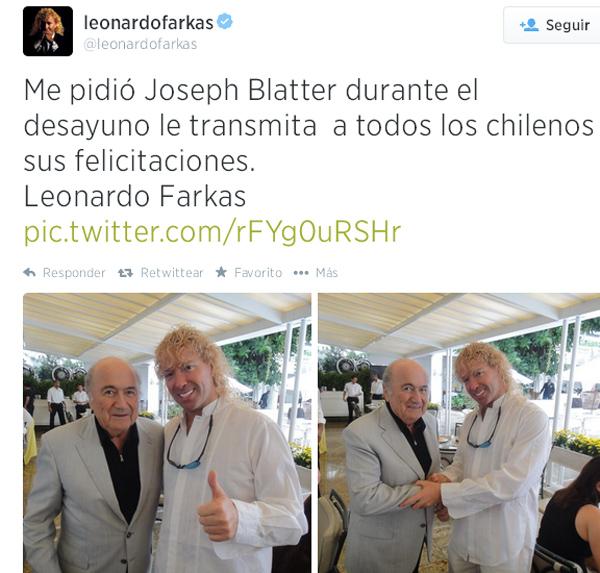 Farkas y Blatter