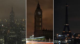 """El mundo se prepara para apagar sus luces 60 minutos por la """"Hora del Planeta"""""""