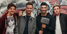 One Direction declara su fanatismo por los superhéroes de Marvel