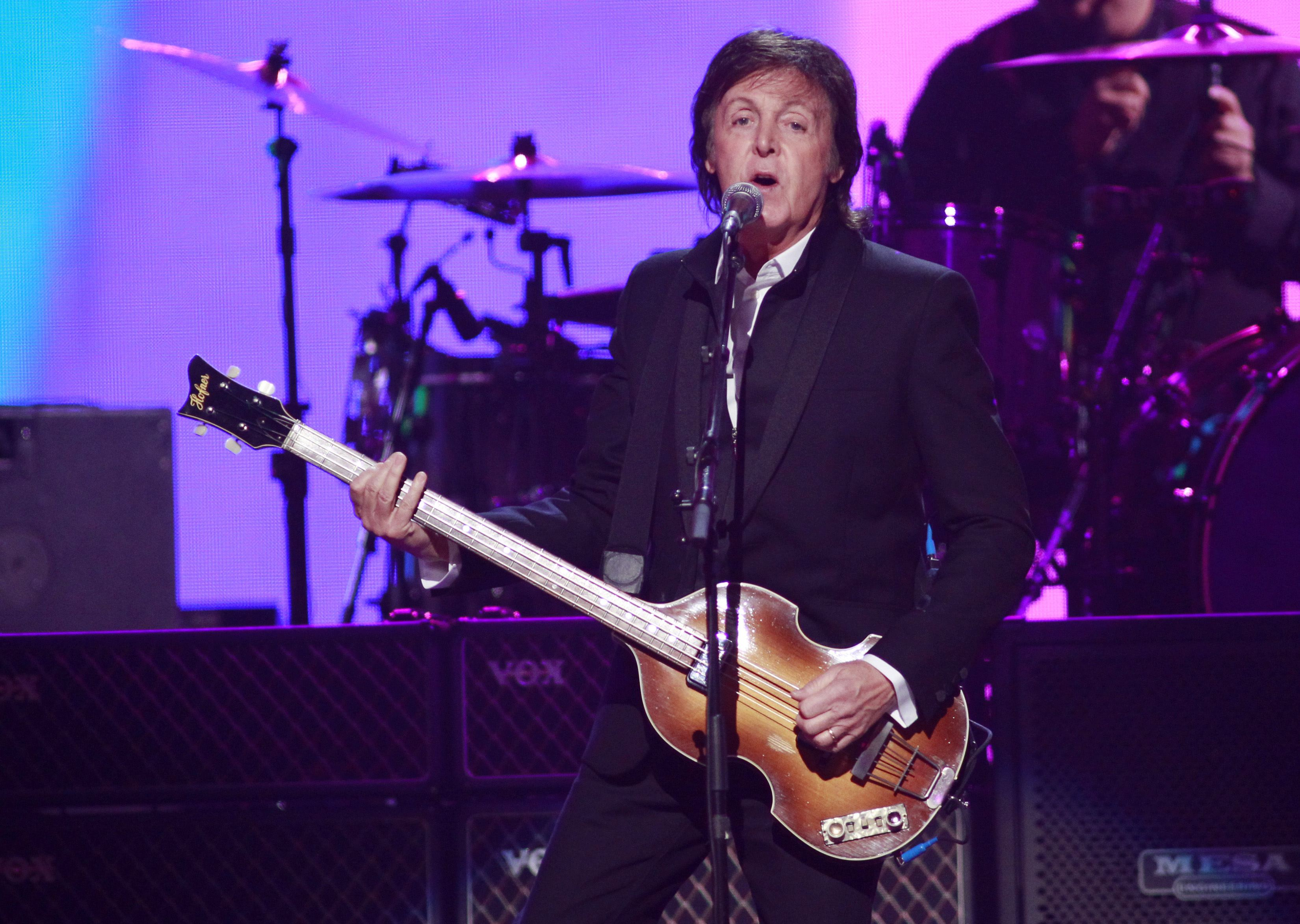 Paul McCartney en Chile: Asegura inédito show de tres horas