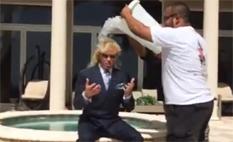 "El ""Ice Bucket Challenge"" llegó a Chile: Leonardo Farkas se lanzó agua y desafió a la Presidenta Bachelet"