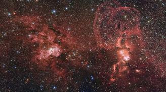 Desde Chile captan imagen de cúmulo estelar con la mayor concentración de estrellas en la Vía Láctea