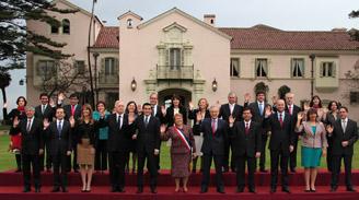 El juicio del Senado al gabinete de Michelle Bachelet