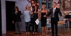 Protagonistas de Friends se reencontraron en late-show de Jimmy Kimmel