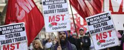 Líneas aéreas suspenden vuelos desde y hacia Argentina por huelga general en ese país