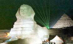 Dos meses sin turistas: Mañana se inicia restauración de la esfinge de Egipto