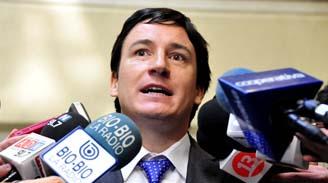 Diputado Squella asegura que Bélgica, Australia, Inglaterra y EE.UU. advierten de terrorismo en Chile