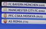 Pellegrini vuelve a caer en el grupo de Guardiola en la Champions