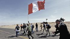 La ofensiva de Lima y el rearme de los 'halcones' detrás de la fallida marcha a la frontera
