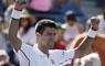 Novak Djokovic avanzó con autoridad a los cuartos de final del US Open