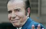 Ex Presidente Menem citado a declarar otra vez por muerte de su hijo