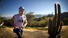 """Rodrigo Errázuriz: """"Chile tiene la mejor geografía del mundo para el trail running"""""""