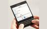BlackBerry lanza un nuevo teléfono de pantalla grande y cuadrada