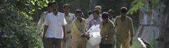 Tigre blanco mató a un niño en zoológico de Nueva Delhi