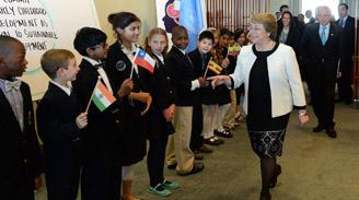 Presidenta participa hoy en Cumbre del Clima en Asamblea General de la ONU