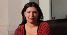 """Bárbara Figueroa, presidenta de la CUT: """"Confeccionamos una ofensiva para que la reforma (laboral) ingrese pronto al Parlamento"""""""