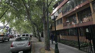Vecinos de Condell exigen salida de Universidad Humanismo Cristiano