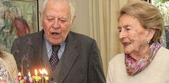 Patricio Aylwin cumplió hoy 96 años: Claves de su trayectoria y su temperamento