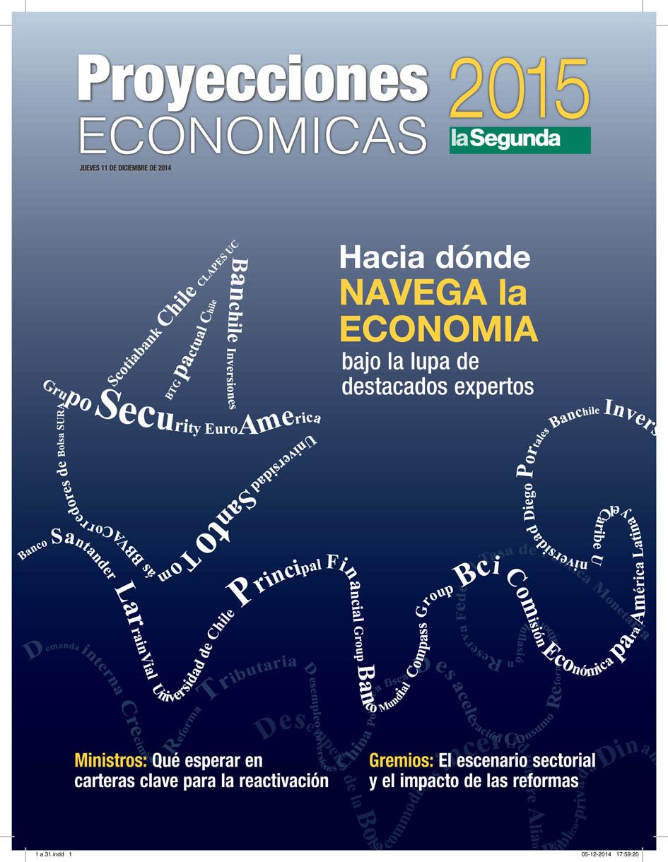 Proyecciones Económicas 2015