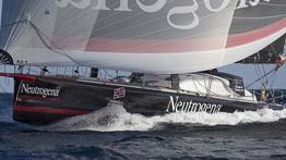 Regata mundial: Primer velero pasa el Cabo de Hornos