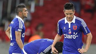 Universidad de Chile culpa a árbitro por derrota frente a Internacional Brasileño
