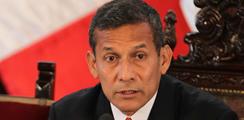 Humala pide a peruanos mostrar unidad ante denuncia de espionaje de Chile
