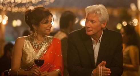 """Richard Gere regresa al papel de seductor en el nuevo """"Hotel Marigold"""""""