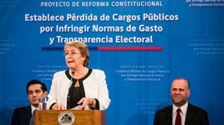 Proyecto establece pérdida del cargo al que infringe normas de gasto electoral