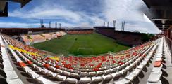 """Estadio """"Zorros del Desierto"""" de Calama abre sus puertas"""