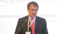"Jean-Paul Luksic, presidente de Antofagasta plc: ""Chile continúa ofreciendo oportunidades para crecer"""