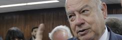"""Insulza se despidió de la OEA tras 10 años, los de """"mayor diversidad ideológica"""" entre los Estados miembros"""
