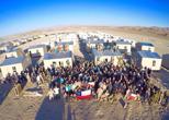 A dos meses del aluvión en el norte, Techo-Chile continúa con las labores de construcción