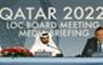 """Catar se defiende y dice que respetó """"altos estándares éticos"""" para lograr el Mundial 2022"""