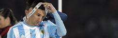 """La primera reacción de Messi: """"No hay nada más doloroso en el fútbol que perder una final"""""""