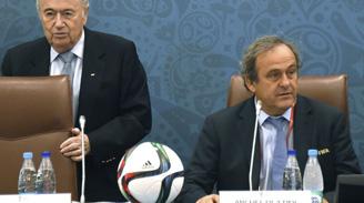 Platini, gran favorito en la carrera por la presidencia de la FIFA