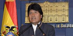 Evo Morales dice que Bolivia acepta reanudar relaciones diplomáticas con Chile para resolver tema marítimo
