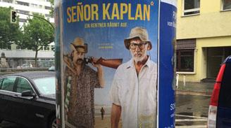 Película protagonizada por Héctor Noguera se estrena en Alemania