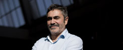 Vicente Sabatini es el nuevo encargado del área dramática de TVN