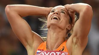 La holandesa Schippers sorprende a las jamaicanas y gana los 200 metros en Pekín