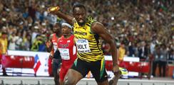 Bolt gana tercera medalla de oro en China con triunfo en relevos 4x100