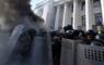 Un muerto y un centenar de heridos por explosión de granada y disturbios en Ucrania