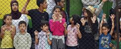 ONU por crisis migratoria: Unión Europea debería acordar el reparto de 200.000 refugiados