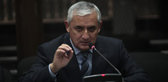 """Guatemala: Otto Pérez se defiende y dice que """"no recibí dinero"""" de La Línea ni del Chapo"""