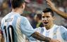 """Agüero reveló los mensajes de Messi cuando viste la """"10"""" de la selección argentina: """"¿La vas a usar? ¿No te vas a cagar?"""""""