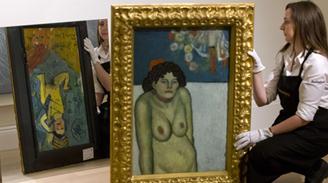Subastarán en Nueva York un valioso cuadro del periodo azul de Picasso