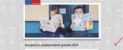 Ministerio de Educación presenta buscador de establecimientos que serán gratuitos en 2016