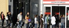 Desempleo en España sube al 21% en el primer trimestre