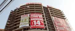 Venta de viviendas cae 41% en el Gran Santiago en primer trimestre de 2016
