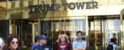 La Torre Trump, nueva atracción turística de Nueva York