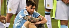 """Presidente Macri: """"Messi es lo más grande que tenemos en Argentina y hay que cuidarlo"""""""